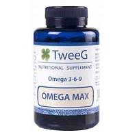 TweeG Omega Max, Acidos grasos 3, 6 y 9