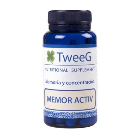TweeG Memory Activ, Memoria Activa, para la Concentración y la Memoria