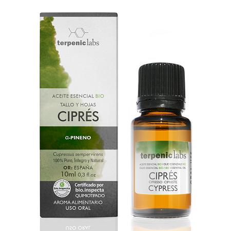 Aceite Esencial de Ciprés Bio