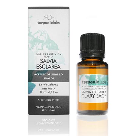 Aceite Esencial de Salvia Esclarea Bio