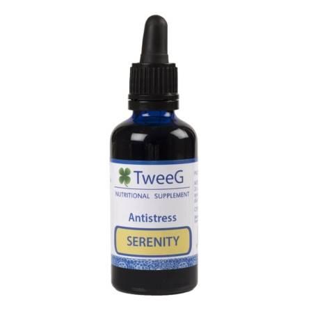 Serenity Anti-estrés ayuda en la ansiedad