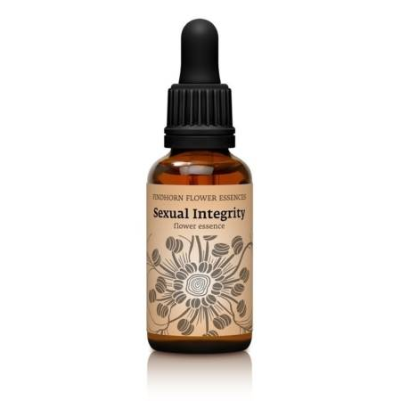 Esencia Floral Sexual Integrity de Findhorn en botella de 30 ml.