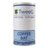 BAT coffee. TweeG batidos de proteínas. Suplemento Dietético.