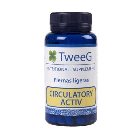 Tweeg Circulatory Activ. Activador Circulatorio