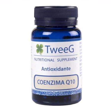 TweeG Coenzima Q10. CoEnzima Q10 Antioxidante Natural