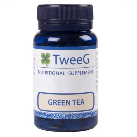 TweeG Green Tea. Te Verde Antioxidante y Diurético