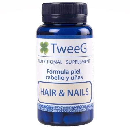 Tweeg Hair and Nails. Protección y Cuidado de Uñas y Cabello