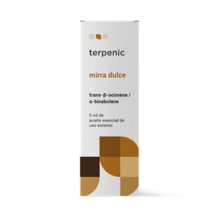 Aurum Wellbeing Aceite esencial de mirra dulce terpenic labs 5 ml