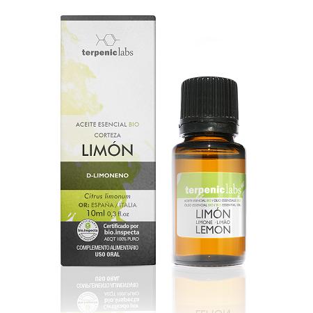 Aceite Esencial de Limón Bio