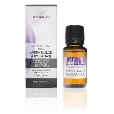 Aceite esencial mirra dulce opopanax