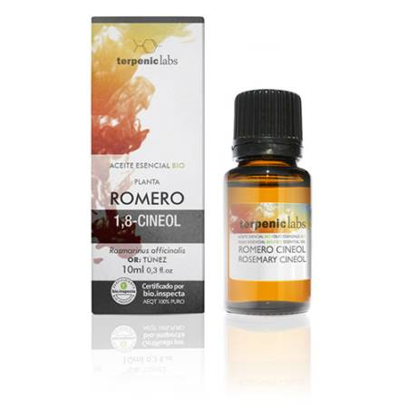 Rosemary Cineol Bio Essential Oil 10 ml.