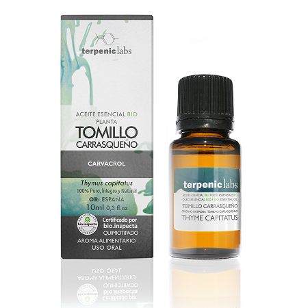 Aceite Esencial de Tomillo Carrasqueño Bio