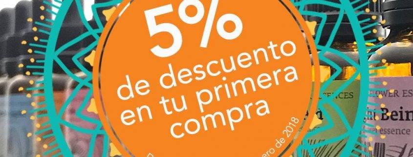 5% de descuento en tu primera compra Aurum Wellbeing