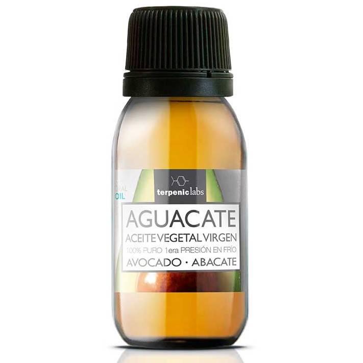 aceite vegetal de aguacate 60 ml.