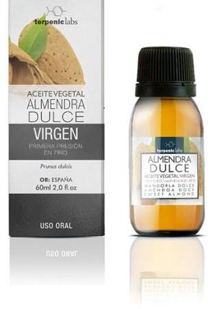 Virgin sweet Almond vegetable oil