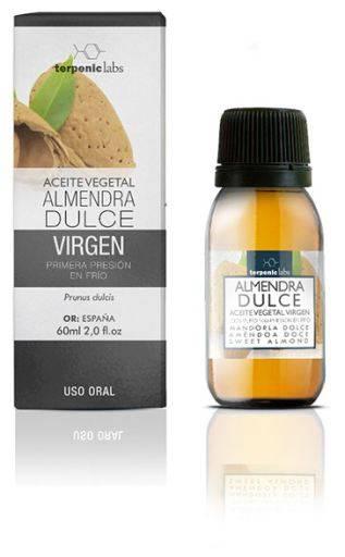 Virgin sweet Almond vegetable oil