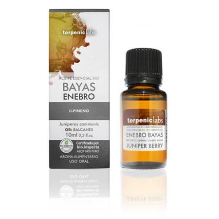 Aceite esencial Enebro Bayas