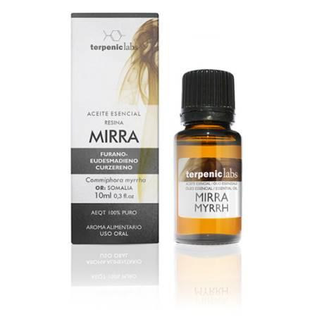 Aceite Esencial Mirra 10 ml.