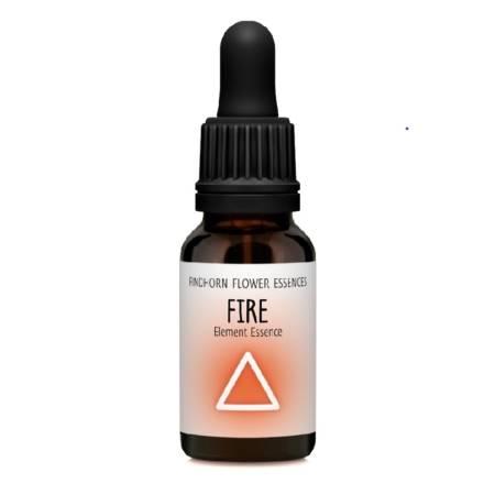 La esencia Findhorn Elemento Fuego