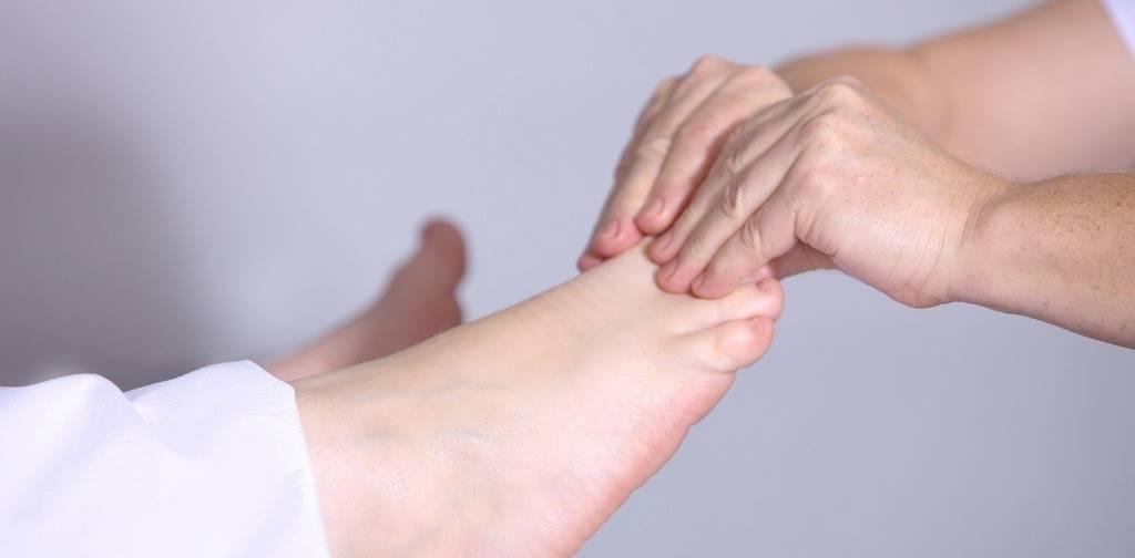 holistic foot reflexology Barcelona