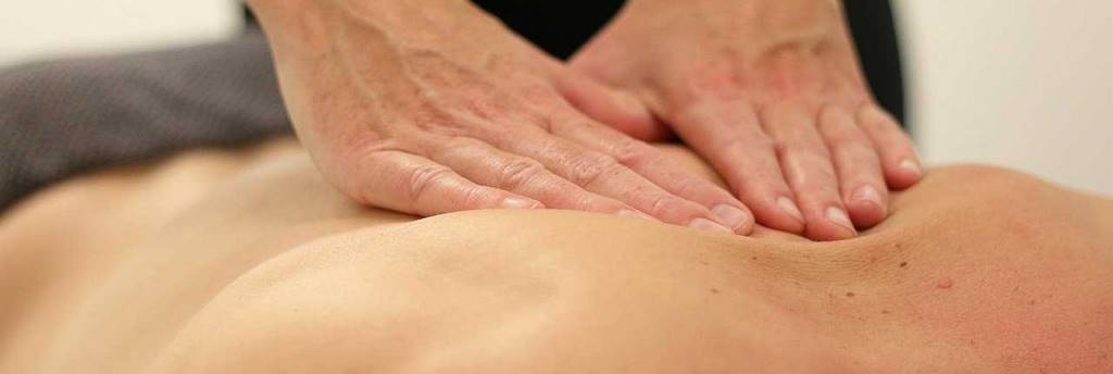 deep tissue massage in Barcelona