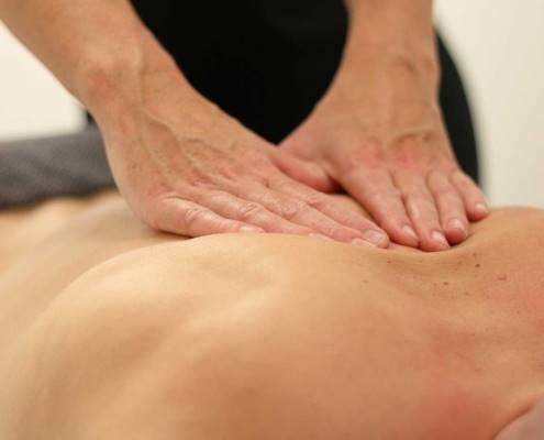 masaje deep tissue en Barcelona