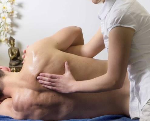 masaje deportivo en Barcelona