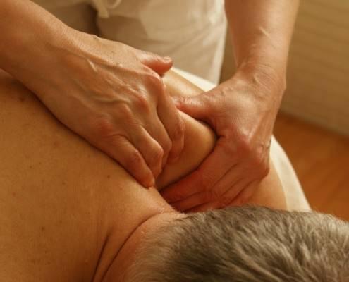 masaje descontracturante en Barcelona