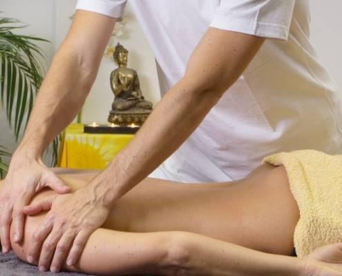 masaje terapeutico en Barcelona