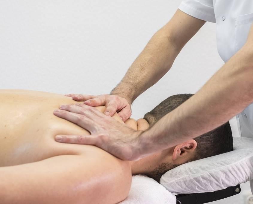 Relaxing massage in Barcelona