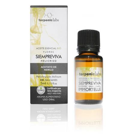 Aceite Esencial Siempreviva Amarilla