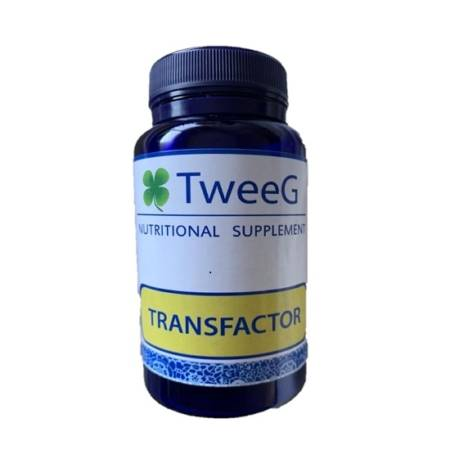 Activates the immune system. TweeG Transfactor