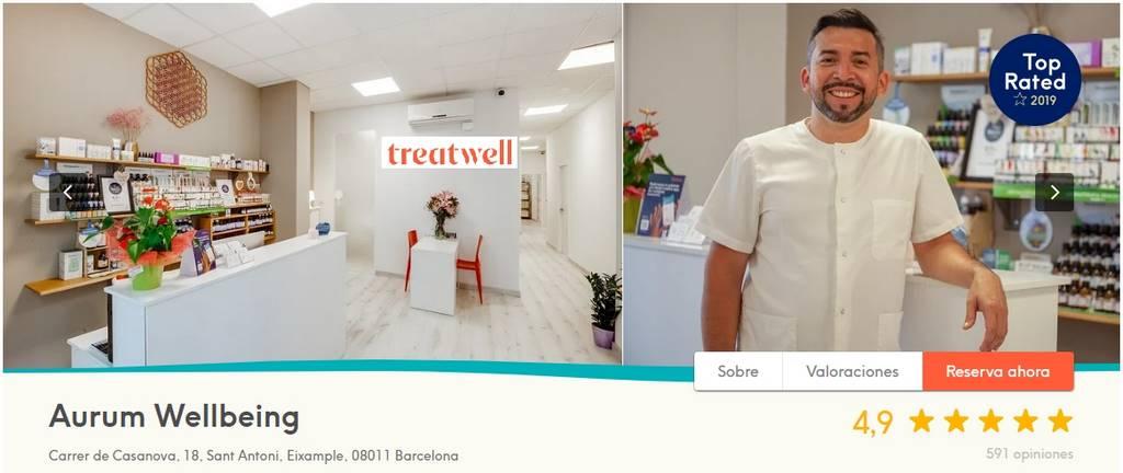 centro de masajes y depilación Barcelona