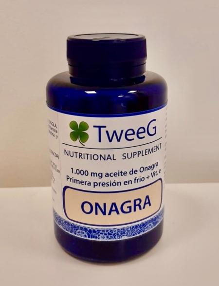 Perlas de aceite onagra 1000 mg