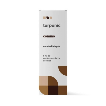 Aurum Wellbeing aceite esencial de comino 10 ml terpenic labs