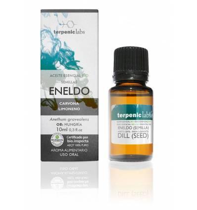 Aurum Wellbeing Aceite Esencial Eneldo BIO 10 ml TERPENIC LABS
