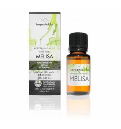 Aurum Wellbeing Aceite Esencial Melisa Real BIO 5 ml TERPENIC LABS