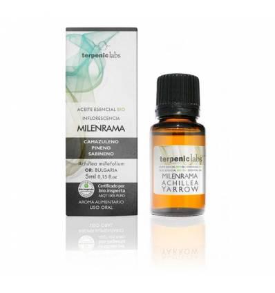 Aurum Wellbeing Aceite Esencial Milenrama BIO 5 ml TERPENIC LABS