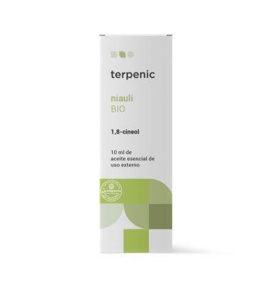 Aurum Wellbeing Aceite Esencial Niauli BIO 10 ml TERPENIC LABS