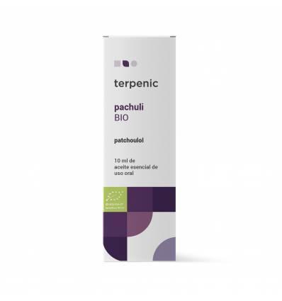 Aurum Wellbeing Aceite Esencial Pachuli BIO 10 mL TERPENIC LABS