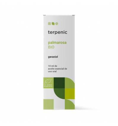 Aurum Wellbeing Aceite Esencial Palmarosa BIO 10 ml TERPENIC LABS