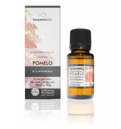 Aurum Wellbeing Aceite Esencial Pomelo BIO 10 ml TERPENIC LABS