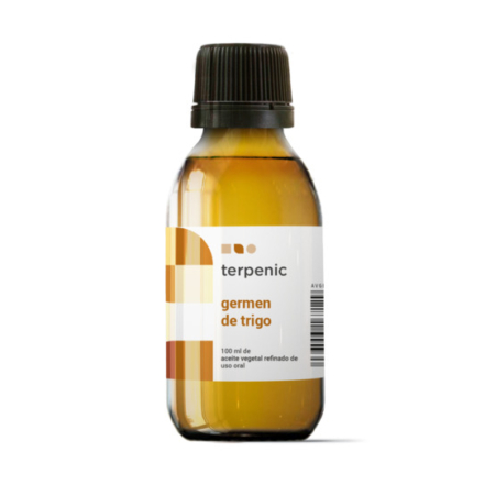 Aurum Wellbeing Aceite Vegetal Refinado Germen de Trigo 100 ml TERPENIC LABS