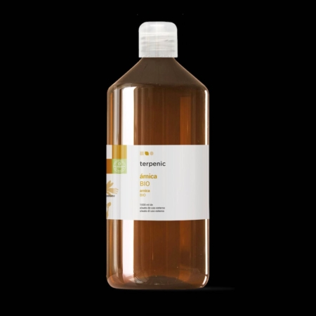 Aurum Wellbeing Aceite Vegetal Árnica BIO 1000 ml TERPENIC LABS