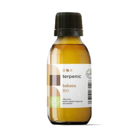 Aurum Wellbeing Organic Virgin Babassu Vegetable Oil 100 ml Terpenic Labs