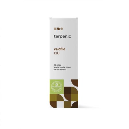 Aurum Wellbeing Organic Virgin Calófilo Vegetable Oil 60 ml Terpenic Labs