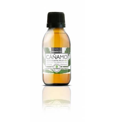 Aurum Wellbeing Aceite Vegetal Virgen Cañamo BIO 100 ml TERPENIC LABS