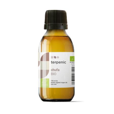 Aurum Wellbeing Organic Chufa Virgin Vegetable Oil 100 ml Terpenic Labs