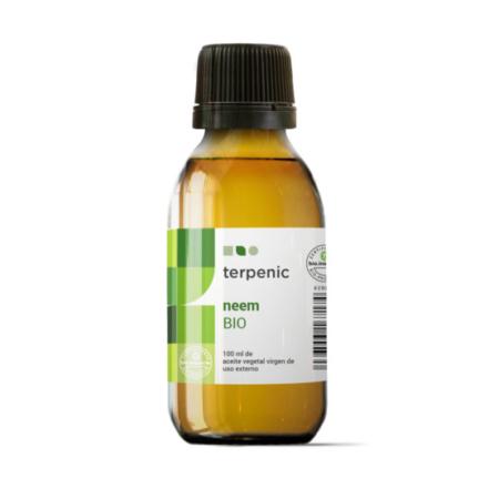 Aurum Wellbeing Aceite Vegetal Virgen Neem BIO 100 ml TERPENIC LABS