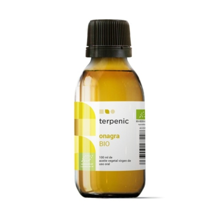 Aurum Wellbeing Aceite Vegetal Virgen Onagra BIO 100 ml TERPENIC LABS
